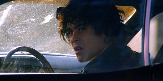 Kahn West stars as Terry Teo in TVNZ's teen drama.