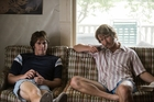 Blake Jenner and Glen Powell were encouraged to put ego aside and share the limelight in Everybody Wants Some!!