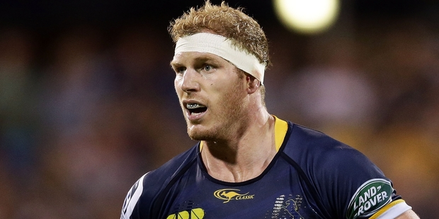 The Highlanders will be looking to quell the threat of David Pocock's return to the Brumbies. Picture / Getty Images