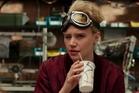 Kate McKinnon plays Jillian Holtzmann, the Ghostbusters'