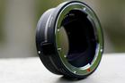 Sigma MC-11 Canon EF to Sony FE adapter. Photo / Juha Saarinen