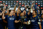 The Highlanders open the quarter-finals weekend against the Brumbies in Canberra. Photo /Getty
