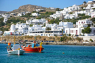 Pam Ann fell in love with Greece - and Greek men - on a trip to Mykonos. Photo / iStock