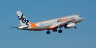 Jetstar said it would not tolerate disruptive behaviour by passengers on its flights. Photo / iStock