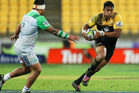 Julian Savea will start on the bench for the Hurricanes. Photo /Getty