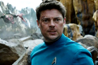 Kiwi actor Karl Urban stars as Dr. 'Bones' McCoy in the film Star Trek Beyond.
