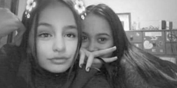 Kazalia Gerrard and Mykaila Andrews have been missing since Sunday. Photo / NZ Police