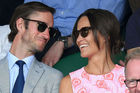 Pippa Middleton and her boyfriend James Matthews are engaged. Photo / Getty Images