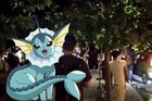 There was mayhem in Central Park when a rare Pokemon made an appearance.