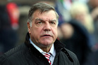 Sunderland's manager Sam Allardyce. Photo / AP