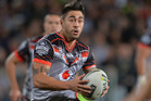 Shaun Johnson and the Warriors need a strong finish to the season to ensure a spot in the playoffs. Photo / Getty