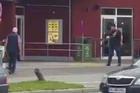 WARNING: DISTURBING FOOTAGE  Source: Twitter/LucidHurricane_  A video has surfaced purporting to show the Munich shooter opening fire on civilians.