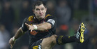 Stephen Donald will start outside Aaron Cruden in the Super Rugby quarter-final clash between the Chiefs and Stormers. Photo / Nick  Reed