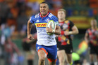 The Stormers didn't play a New Zealand side during the round-robin of Super Rugby. Photo / Getty