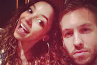 Tinashe and Calvin Harris might be an item. Photo / Instagram