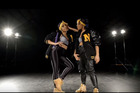 Brooke and Starce Oneill want to create music they can dance to. Photo / Youtube