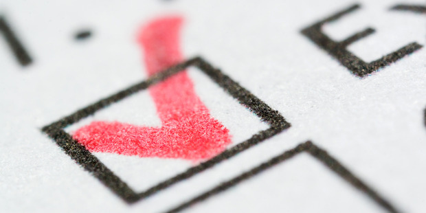 Voting is held by postal vote, which means that if a voter's address is wrong they will not receive voting papers. Photo / iStock