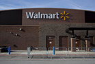Wal-Mart hasn't quite met the target its manufacturing move had hoped for. Photo / Daniel Acker