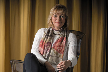 Susan Wood. Photo / Michael Craig