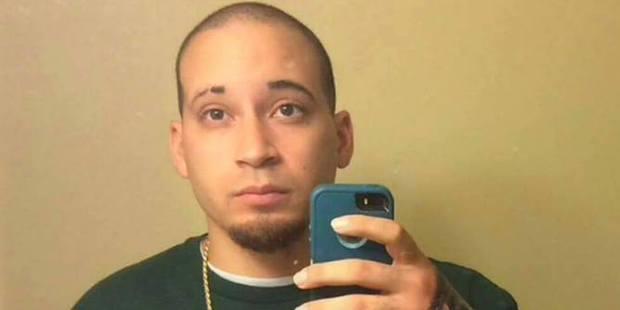 Rapper Kasper Knight shot himself for publicity. Photo / Kasper Knight Facebook