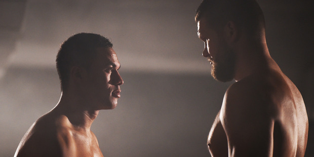Loading Joseph Parker will be facing off against a bigger man in his next fight. Photo / Supplied