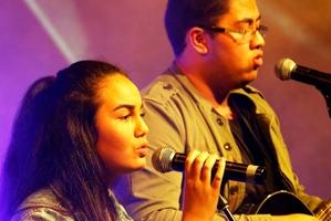 Huia Shortland, of Te Kapehu Whetu and Izaia Tilialo  from Kamo High School are on the shortlist.