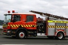 Police are still trying to identify a man killed in a flat fire in Christchurch this week. Photo/Wayne Drought