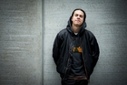 Kiwi rapper Diaz Grimm is trying to put Cambridge hip-hop on the map. Photo / Dean Purcell