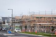 Auckland needs at least 13,000 new houses a year - for 30 years - to keep up with demand. Photo / Greg Bowker