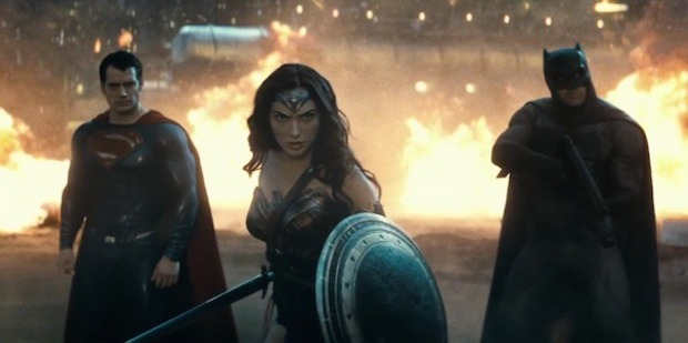 Wonder Woman was introduced earlier this year in Batman v Superman: Dawn of Justice.