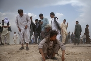 Funerals after suicide bombings are an unfortunate reality of life in Afghanistan. Sometimes the suicide bombers are former police sex slaves being sent to their death by the Taliban. Pictures / AP