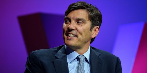 If Verizon buys Yahoo, Tim Armstrong would in many ways be getting the merger he once wanted. Photo / AFP