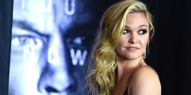 Loading Actress Julia Stiles has returned as Nicky Parsons in the new film Jason Bourne. Photo / AFP