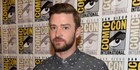Singer Justin Timberlake was slapped or touched by Keith Weglin, who was later arrested. Photo / AFP