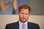 HRH Prince Harry. Photo/AP