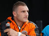 Wests Tigers hooker Robbie Farah may be a candidate to fill to boots of departing Michael Ennis at Cronulla. Photo / File