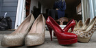 What high heels say about the wealth gap