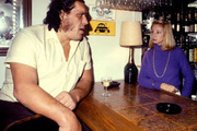 Andre The Giant never met a bartender he didn't like. Photo / Twitter.