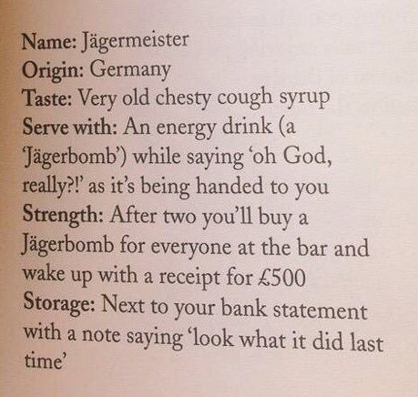 From the book From Very British Problems Abroad.