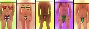 Naked dating show 'new low for TV'