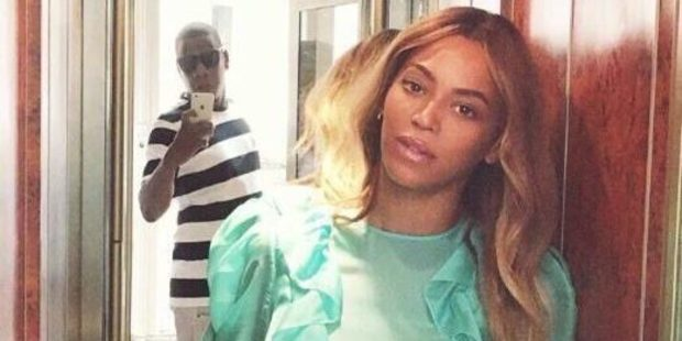 Beyonce and Jay-Z are just like the rest of us when it comes to taking photos for Instagram.