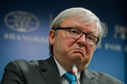 Australian Prime Minister Malcolm Turnbull has decided not to nominate former Prime Minister Kevin Rudd (pictured) for the role of United Nations Secretary General. Photo / Getty Images