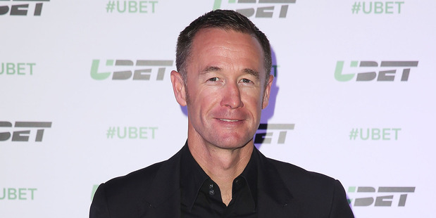 Greg Murphy arrives for the UBET re-launch. Photo / Getty Images