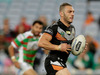 Robbie Farah playing against the South Sydney Rabbitohs. Photo / Getty Images