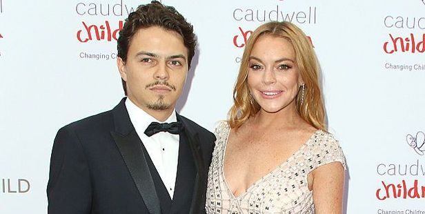 Lindsay Lohan has taken to social media to accuse her partner Egor Tarabasov of cheating on her. Photo / Getty Images
