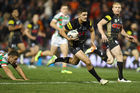 Nathan Cleary of the Panthers. Photo / Getty