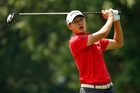 Danny Lee during the World Golf Championships - Bridgestone Invitational. Photo / Getty Images