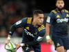 Highlanders halfback Aaron Smith acknowledges the threat the Lions pose against the defending champions in this weeks semi-final. Photo / Getty Images