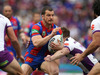 Jarrod Mullen during the round 19 NRL match against the Melbourne Storm. Photo / Getty Images