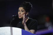 Sarah Silverman had to endure an awkward couple of minutes. Photo / Getty Images